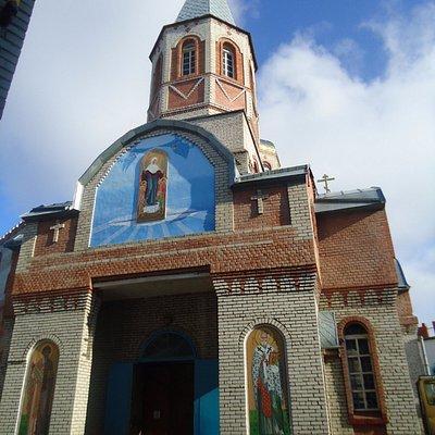 Церковь Свято-Никольского женского монастыря