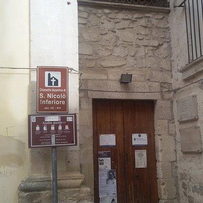 Chiesa di San Nicolo Inferiore - Modica.