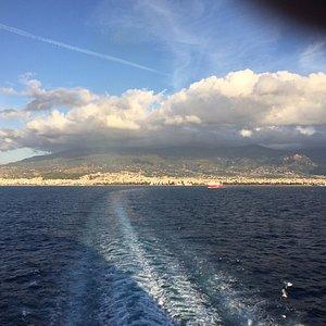 Fähre Patras - Ancona