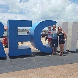Passeio Recife&Olinda