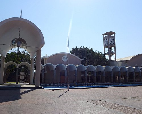National Assembly Building in Gaborone