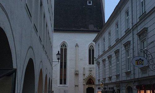 Burgerspitalkirche St. Philipp & Jakob