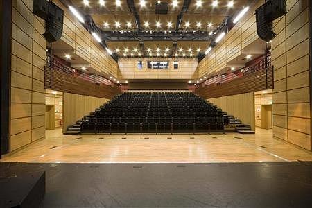Strule Arts Centre auditorium