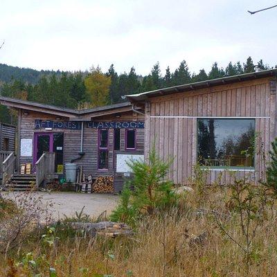 Schoolrooms.