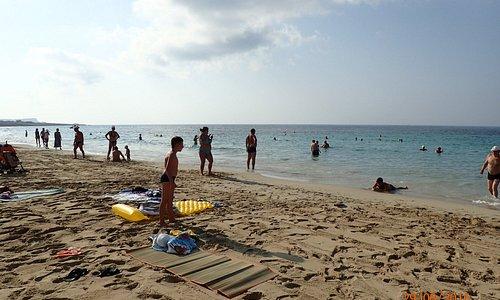 Пляж Пантачу