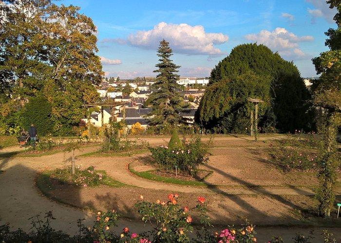 Les jardins.