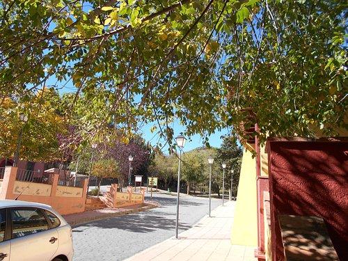 Centro de visitantes de la Sierra de Baza
