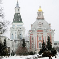 Holy Trinity and St. Sergius Lavra