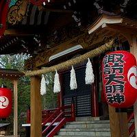 Yamamakasuwa Shrine