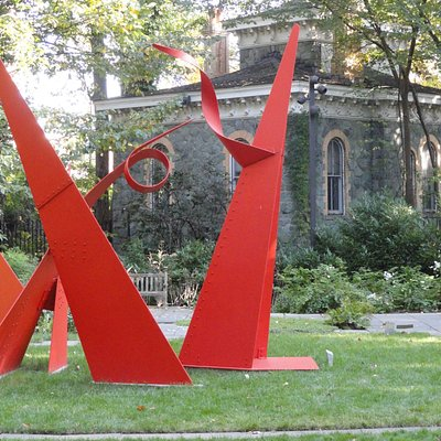 This one is easy....Calder