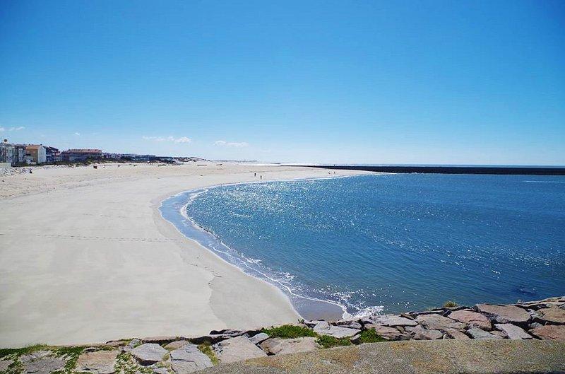 Costa Nova, Aveiro, Portugal ( Beach )