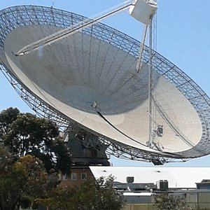 The Dish - History before your very eyes - get up close to this wonder