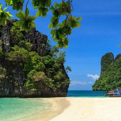 Koh Hong Krabi on the Phang Nga Bay Tour