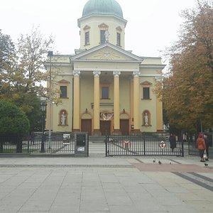 Koscioł garnizonowy św. Stanisława Biskupa