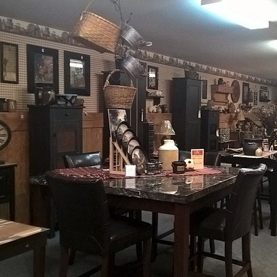 Home decor and furniture store