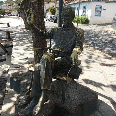 Estatua de Juscelino Kubitschek