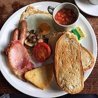 The Big Breakfast.