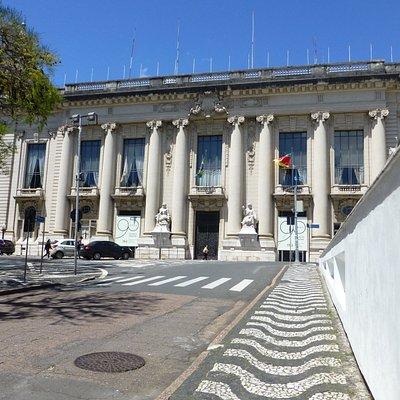 Palácio Piratini - Porto Alegre, Rio Grande do Sul