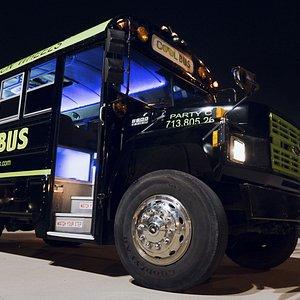 Cool Bus Houston - Houston's #1 Party on Wheels