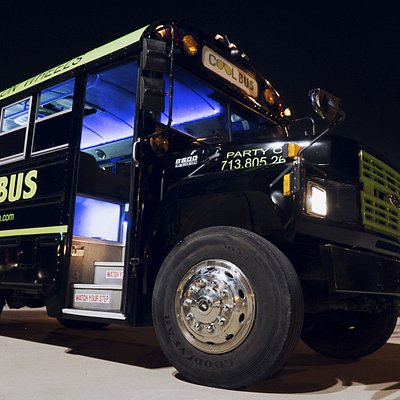 Cool Bus Houston - Houston's #1 Party on Wheels