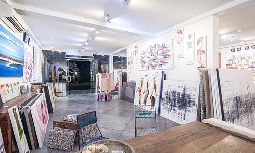 Reservoart Gallery Seminyak