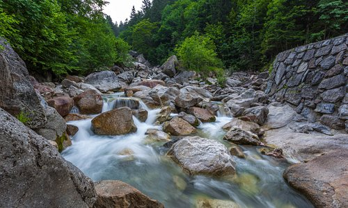 Discover the longest cascades in Slovenia.