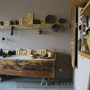 Piernikarnia Śląska_wystawa