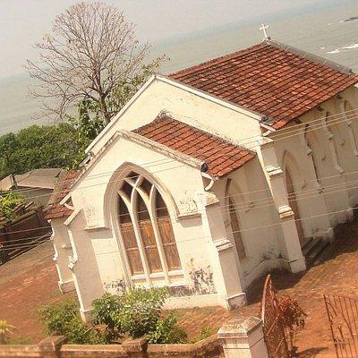 English Church Thalassery