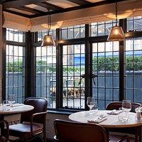 Cote Brasserie interior