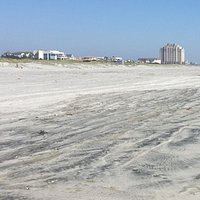 Brigantine Beach in October