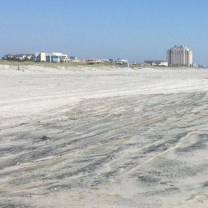 Brigantine Beach in October