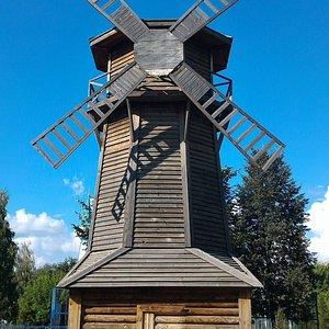 Старые мельницы, Чистополь