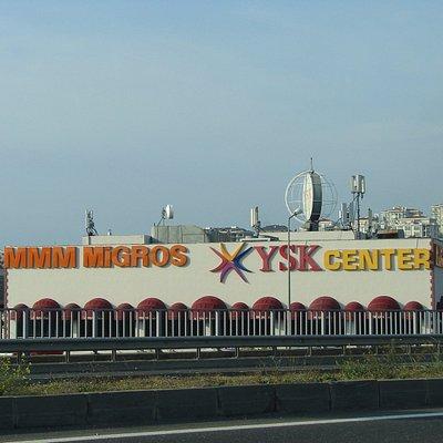 YSK Center Alışveriş Merkezi 2