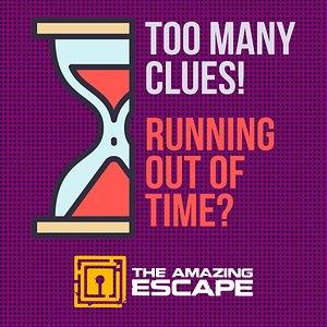 60 Minutes to Escape !!!