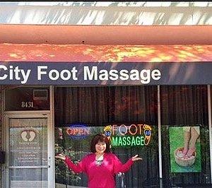U-City Foot Massage