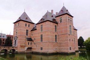 Mooi kasteel midden in Turnhout