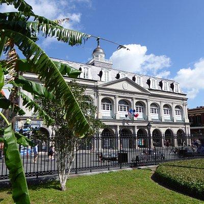 Cabildo in Jackson Square