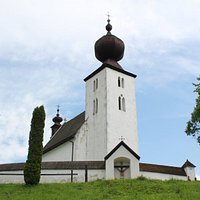 Holy Spirit Church Žehra