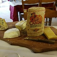 plateau de fromages