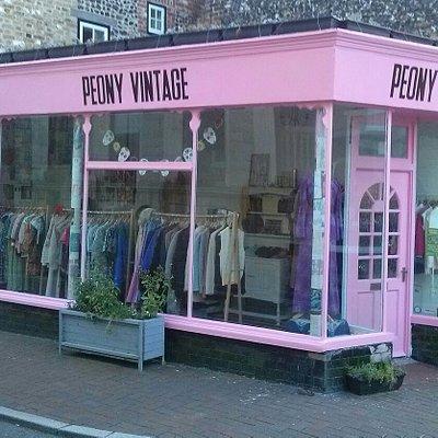 Peony Vintage, Margate