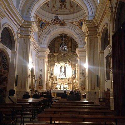 Santuario del Santísimo Cristo de la Veracruz.