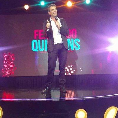 Fernando Quintans en Hora de Reir