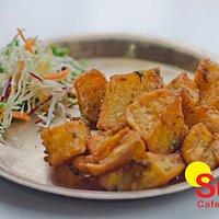 Alu Tareko (Fried Potato)