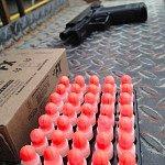 Pistol Simunitions Non-Lethal Marking Ammunition