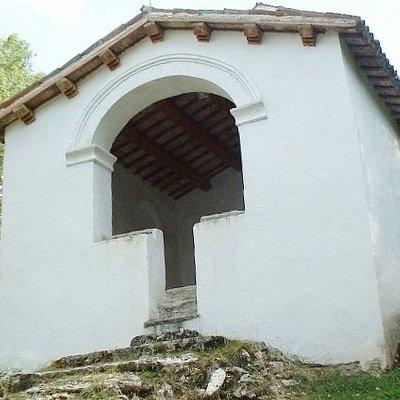 La piccola chiesa nel bosco