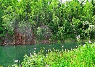 Aurora Pond Mine Site