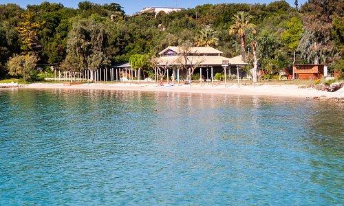 View of Zeri Beach