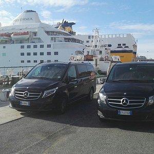 Livorno & La Spezia Port