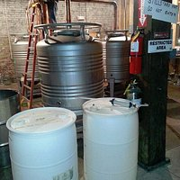 What they make the moonshine in.