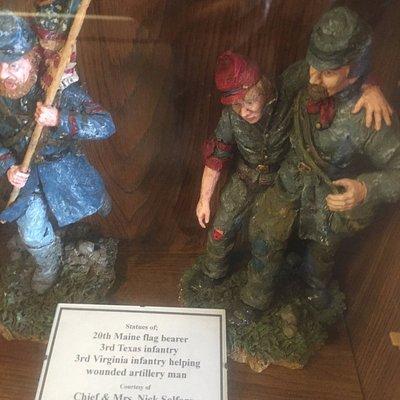 Special sculptures